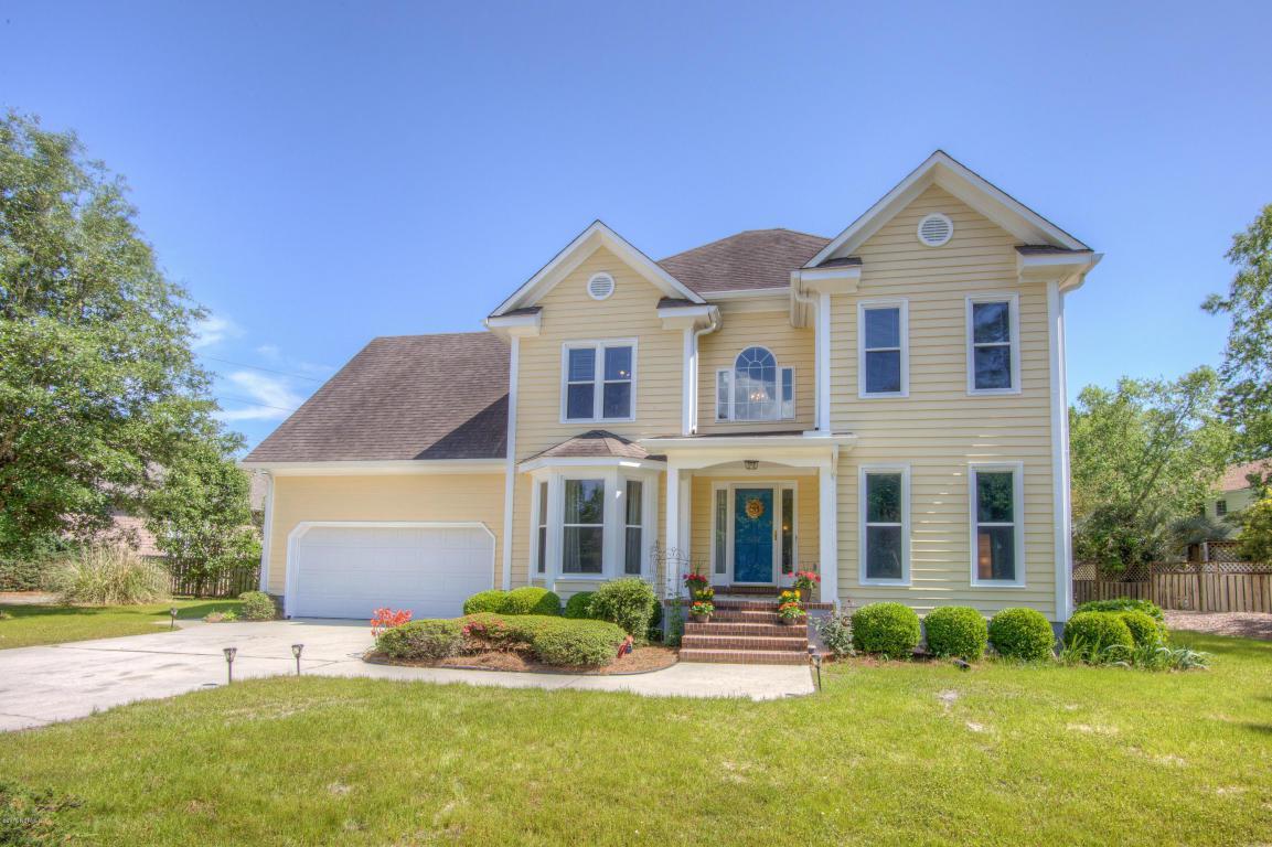 4107 Mangum Drive, Wilmington, NC 28409 (MLS #100010622) :: Century 21 Sweyer & Associates