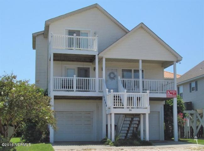 36 E Second Street, Ocean Isle Beach, NC 28469 (MLS #100010924) :: Century 21 Sweyer & Associates