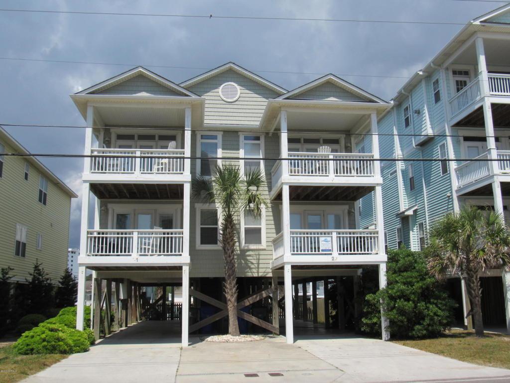 811 N Carolina Beach Avenue #1, Carolina Beach, NC 28428 (MLS #100011601) :: Century 21 Sweyer & Associates