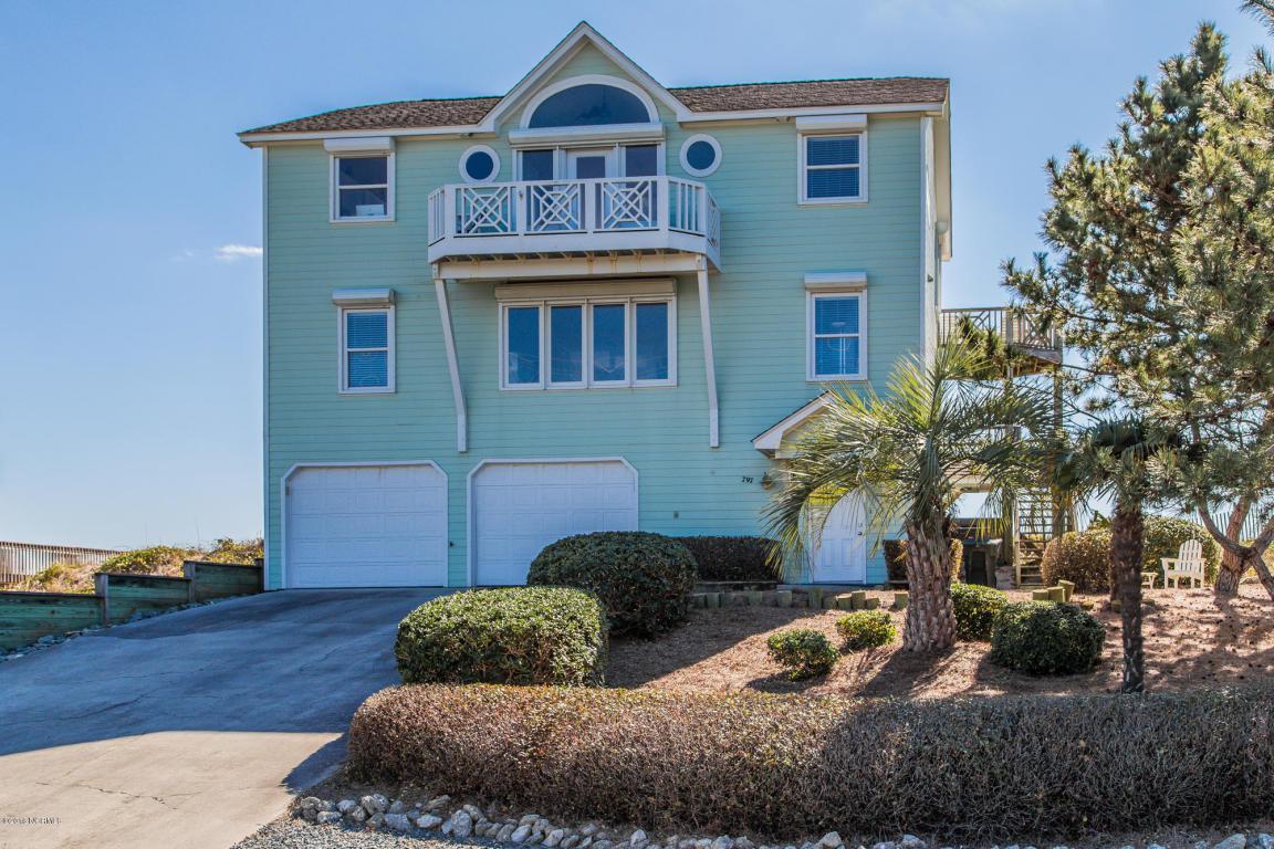 797 N Anderson Boulevard, Topsail Beach, NC 28445 (MLS #100011681) :: Century 21 Sweyer & Associates