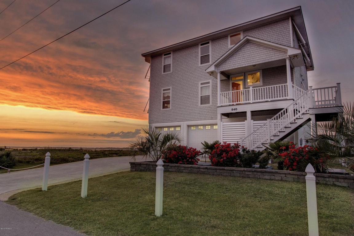 540 N. Kinston Avenue, Atlantic Beach, NC 28512 (MLS #100011771) :: Century 21 Sweyer & Associates