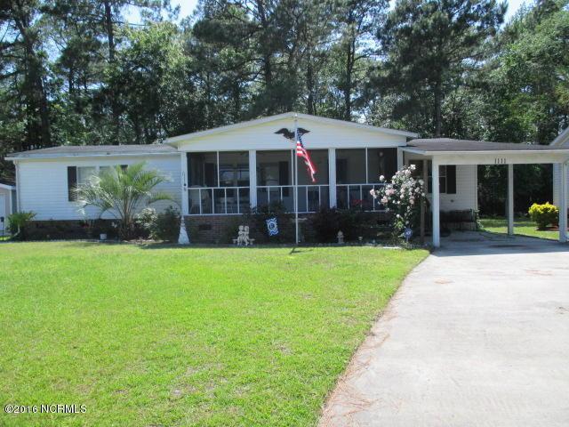 1111 Captains Court SW, Carolina Shores, NC 28467 (MLS #100012062) :: Century 21 Sweyer & Associates