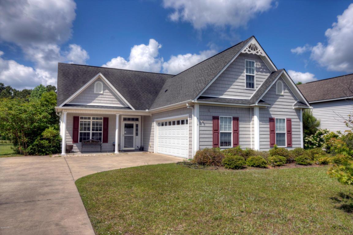 516 Azalea Drive, Hampstead, NC 28443 (MLS #100012389) :: Century 21 Sweyer & Associates