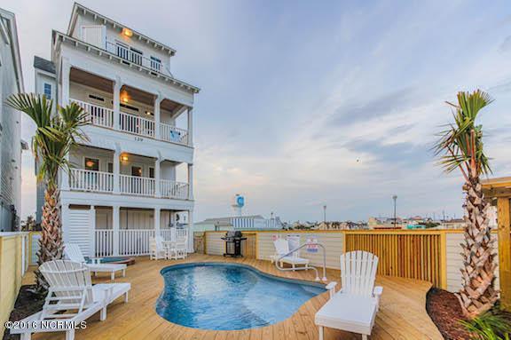 129 Atlantic Boulevard, Atlantic Beach, NC 28512 (MLS #100012521) :: Century 21 Sweyer & Associates