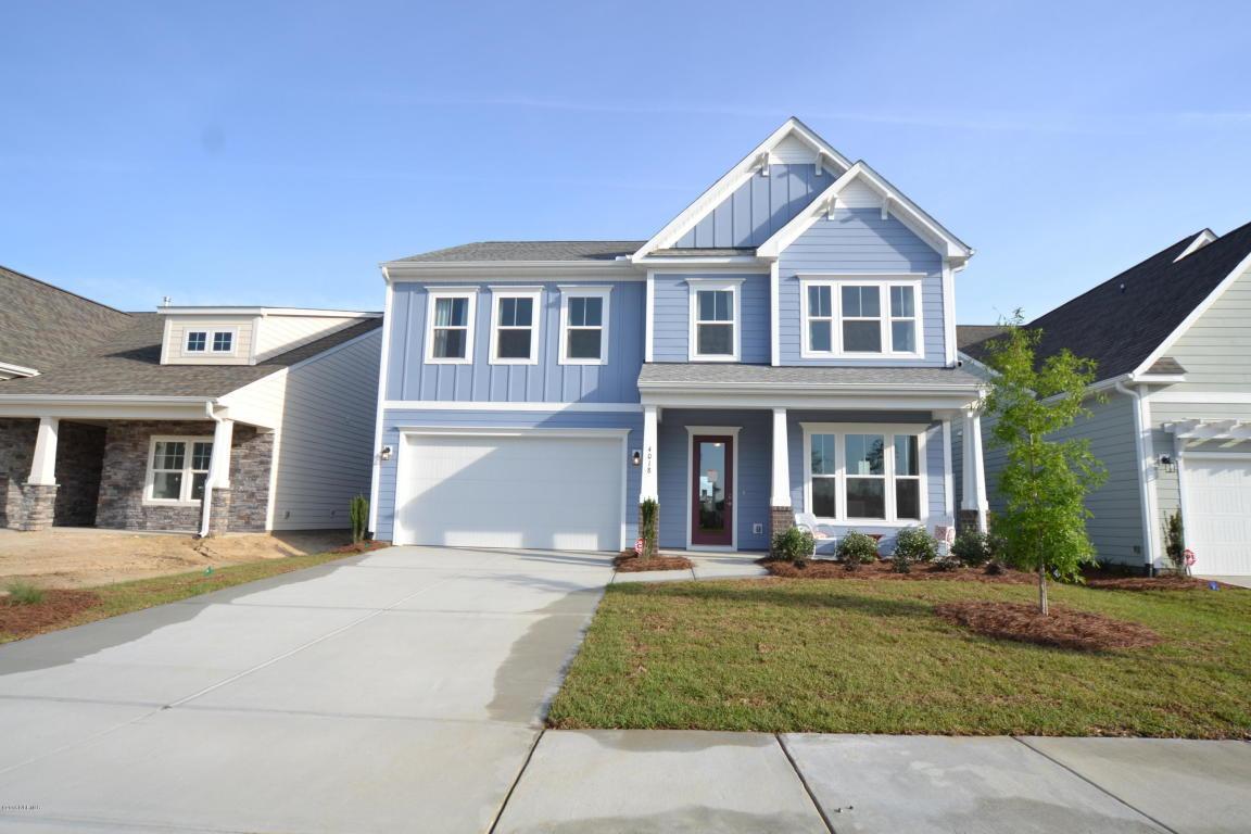 4018 Druid's Glen Drive, Leland, NC 28451 (MLS #100012619) :: Century 21 Sweyer & Associates