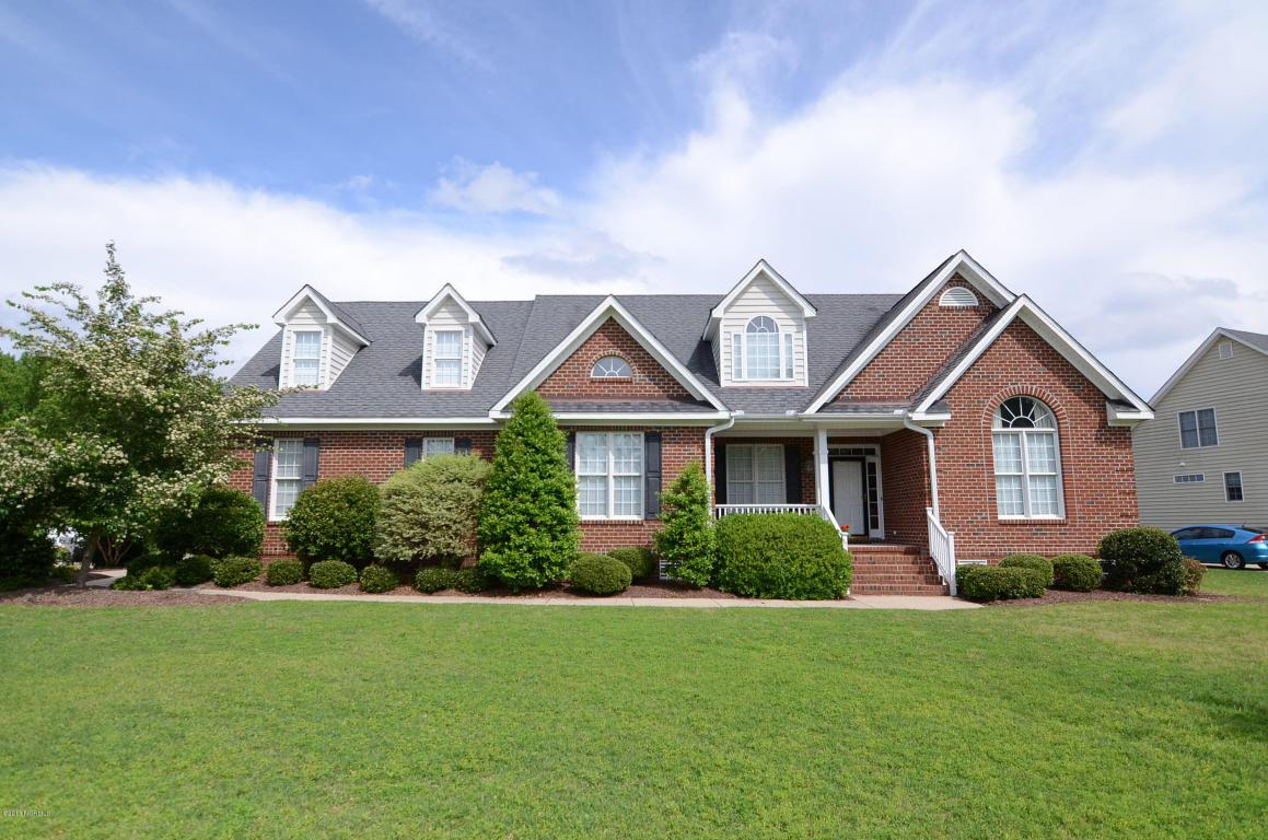 1716 Lakeside Drive NW, Wilson, NC 27896 (MLS #100012626) :: Century 21 Sweyer & Associates