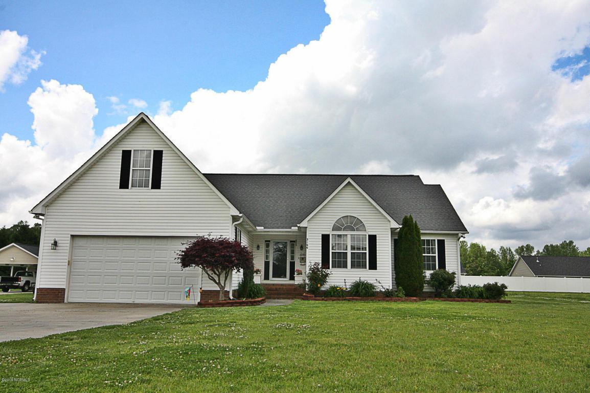 3166 Franklin Street, Farmville, NC 27828 (MLS #100012649) :: Century 21 Sweyer & Associates