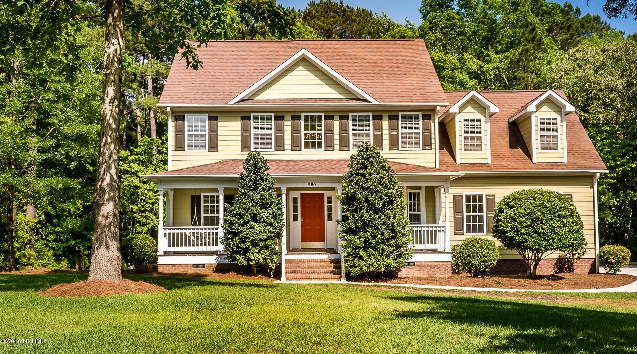 250 Creedmoor Road, Jacksonville, NC 28546 (MLS #100012768) :: Century 21 Sweyer & Associates