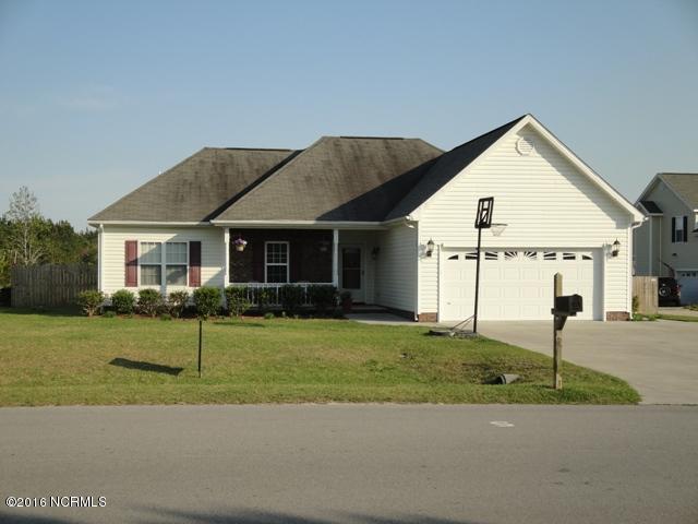 230 Brookstone Way, Jacksonville, NC 28546 (MLS #100013231) :: Century 21 Sweyer & Associates