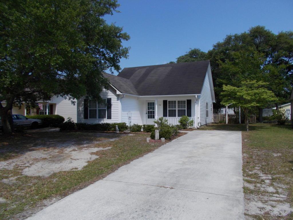 132 NE 16th Street, Oak Island, NC 28465 (MLS #100013300) :: Century 21 Sweyer & Associates