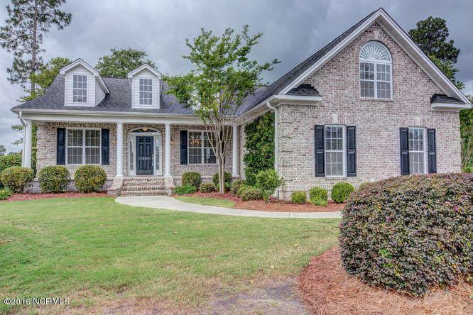 1204 Grandiflora Drive, Leland, NC 28451 (MLS #100013411) :: Century 21 Sweyer & Associates