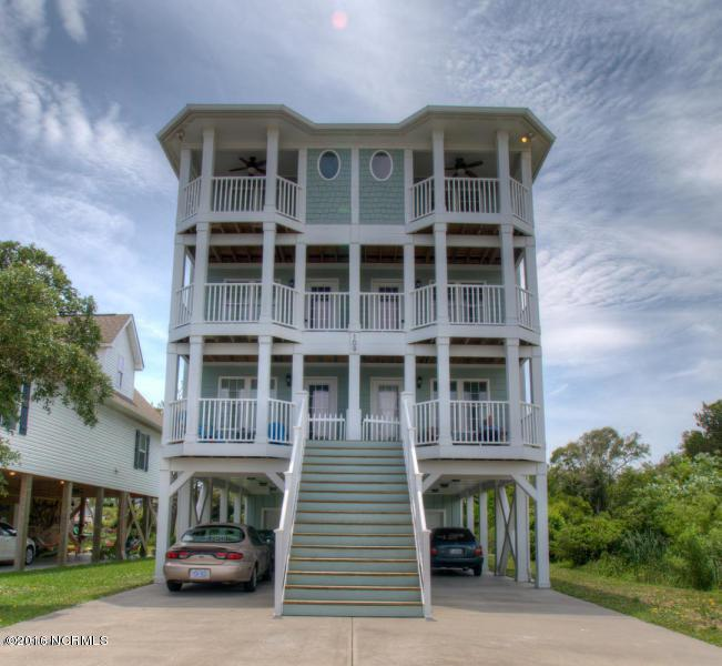 109 Greenville Avenue B, Carolina Beach, NC 28428 (MLS #100013438) :: Century 21 Sweyer & Associates