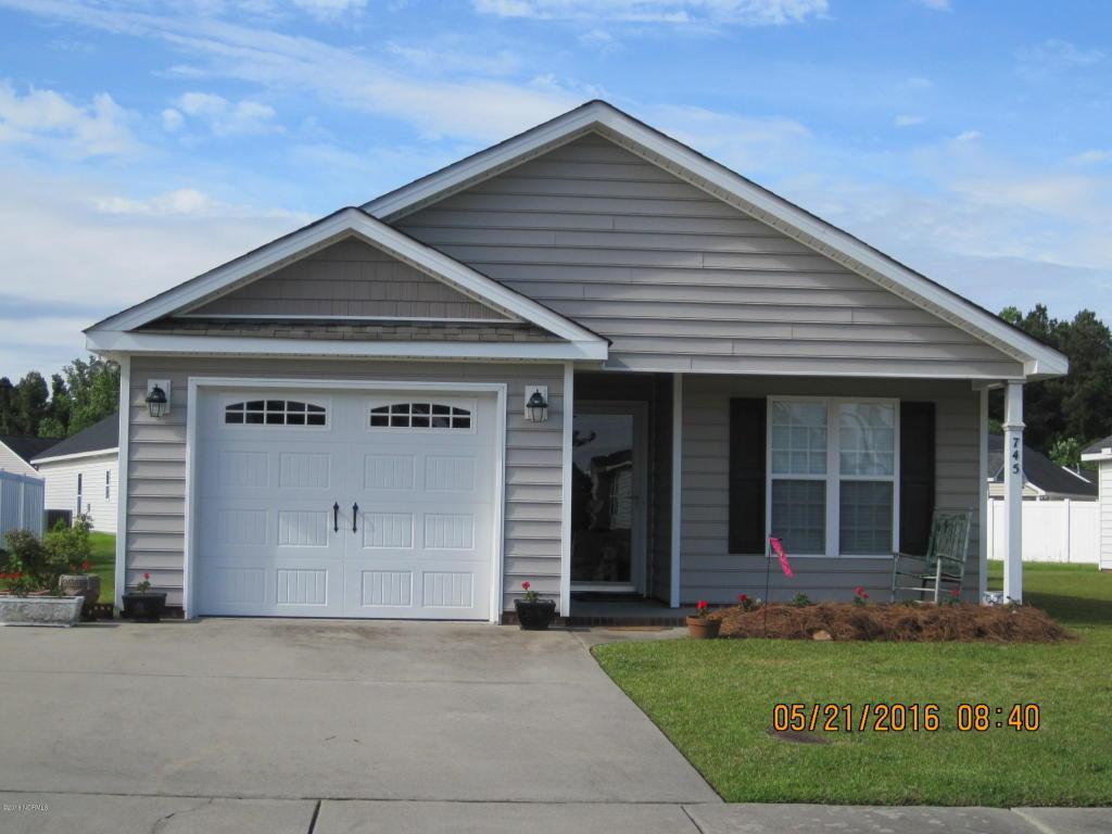 745 Seneca Ct, Winterville, NC 28590 (MLS #100013452) :: Century 21 Sweyer & Associates