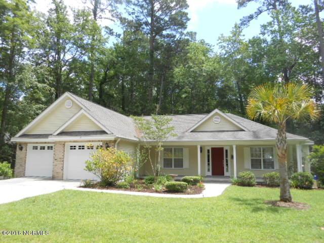 15 Swamp Fox Drive, Carolina Shores, NC 28467 (MLS #100013689) :: Century 21 Sweyer & Associates