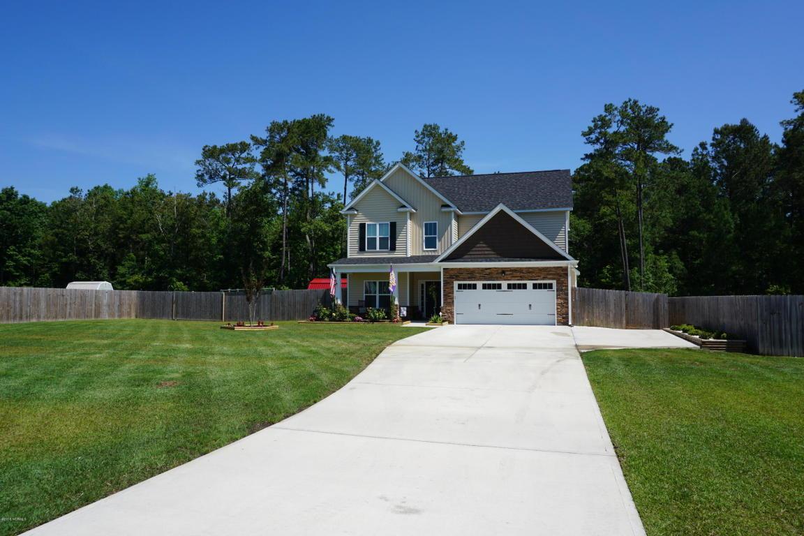108 Cottle Court, Richlands, NC 28574 (MLS #100014166) :: Century 21 Sweyer & Associates