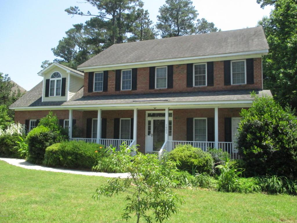 1602 Bloomsbury Road, Greenville, NC 27858 (MLS #100014216) :: Century 21 Sweyer & Associates