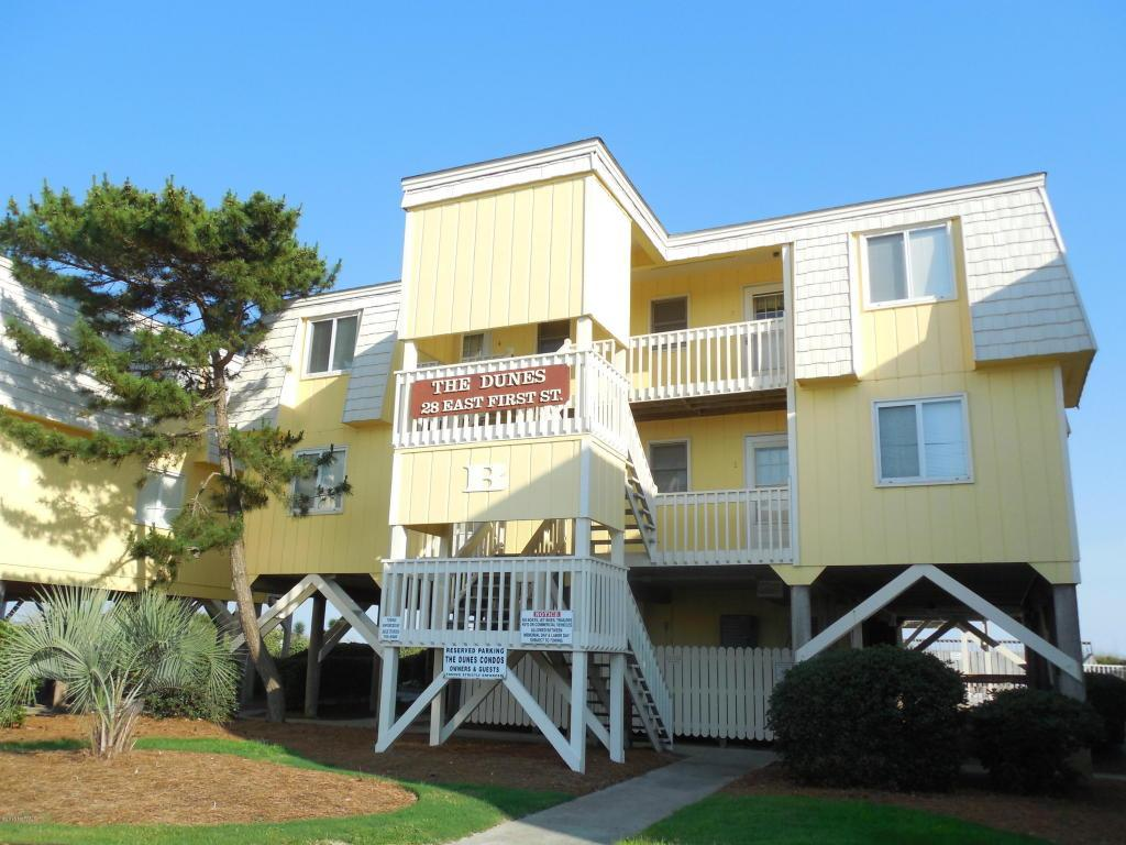 28 E First Street B-3, Ocean Isle Beach, NC 28469 (MLS #100014293) :: Century 21 Sweyer & Associates