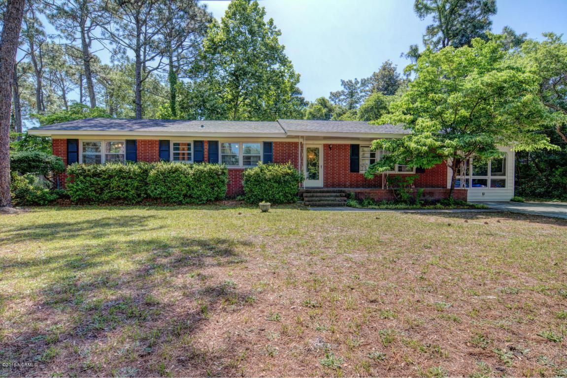 4854 College Acres Drive, Wilmington, NC 28403 (MLS #100014310) :: Century 21 Sweyer & Associates