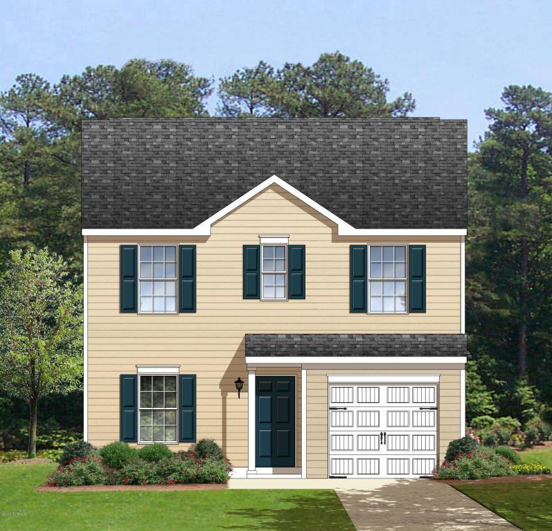 103 Chalet Road, Holly Ridge, NC 28445 (MLS #100014758) :: Century 21 Sweyer & Associates