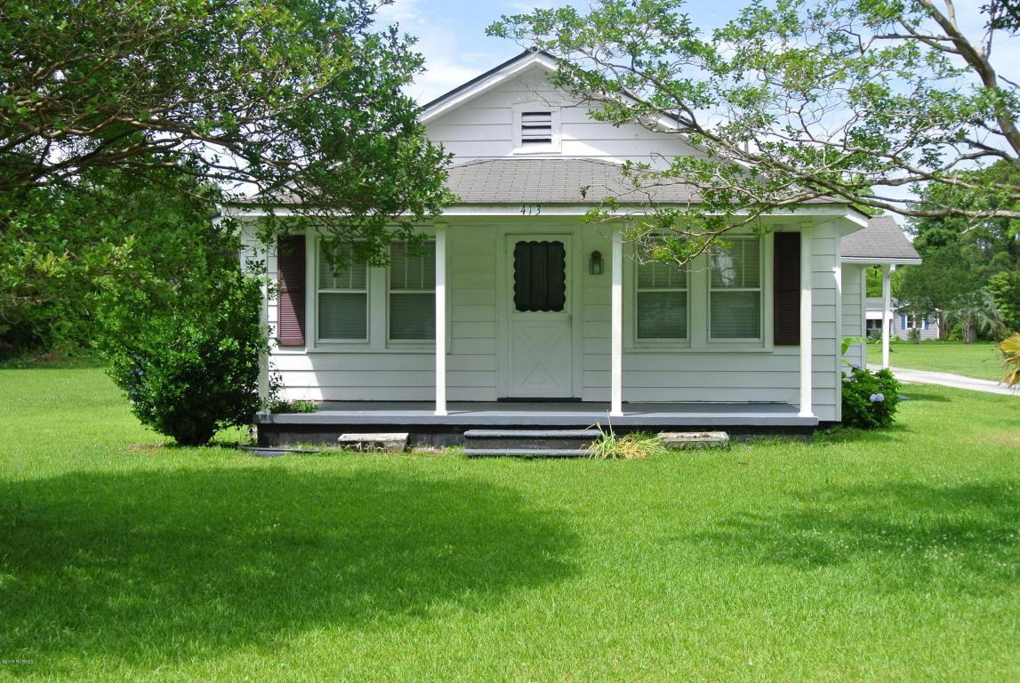 413 Gillikin Road, Beaufort, NC 28516 (MLS #100014845) :: Century 21 Sweyer & Associates