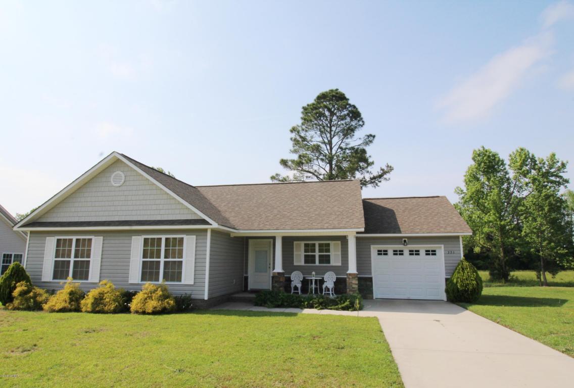 331 Tamarack Drive, Ayden, NC 28513 (MLS #100014967) :: Century 21 Sweyer & Associates