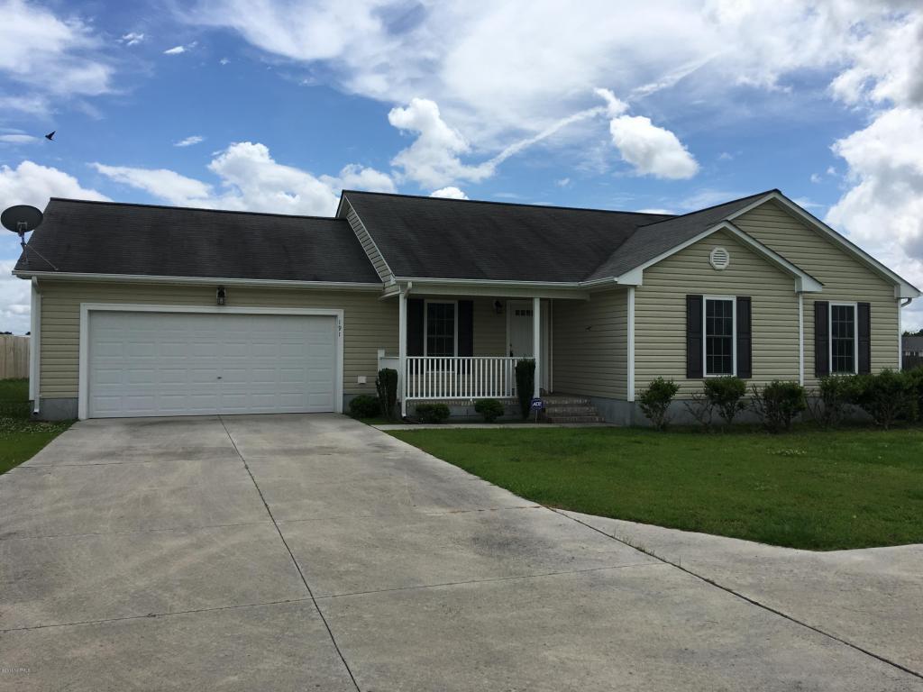191 Gregory Fork Road, Richlands, NC 28574 (MLS #100014989) :: Century 21 Sweyer & Associates