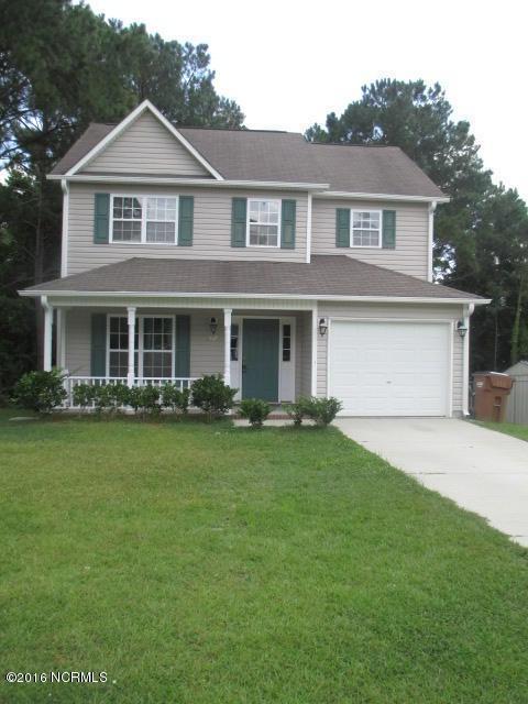 3021 Oakwood Drive, Jacksonville, NC 28546 (MLS #100015042) :: Century 21 Sweyer & Associates