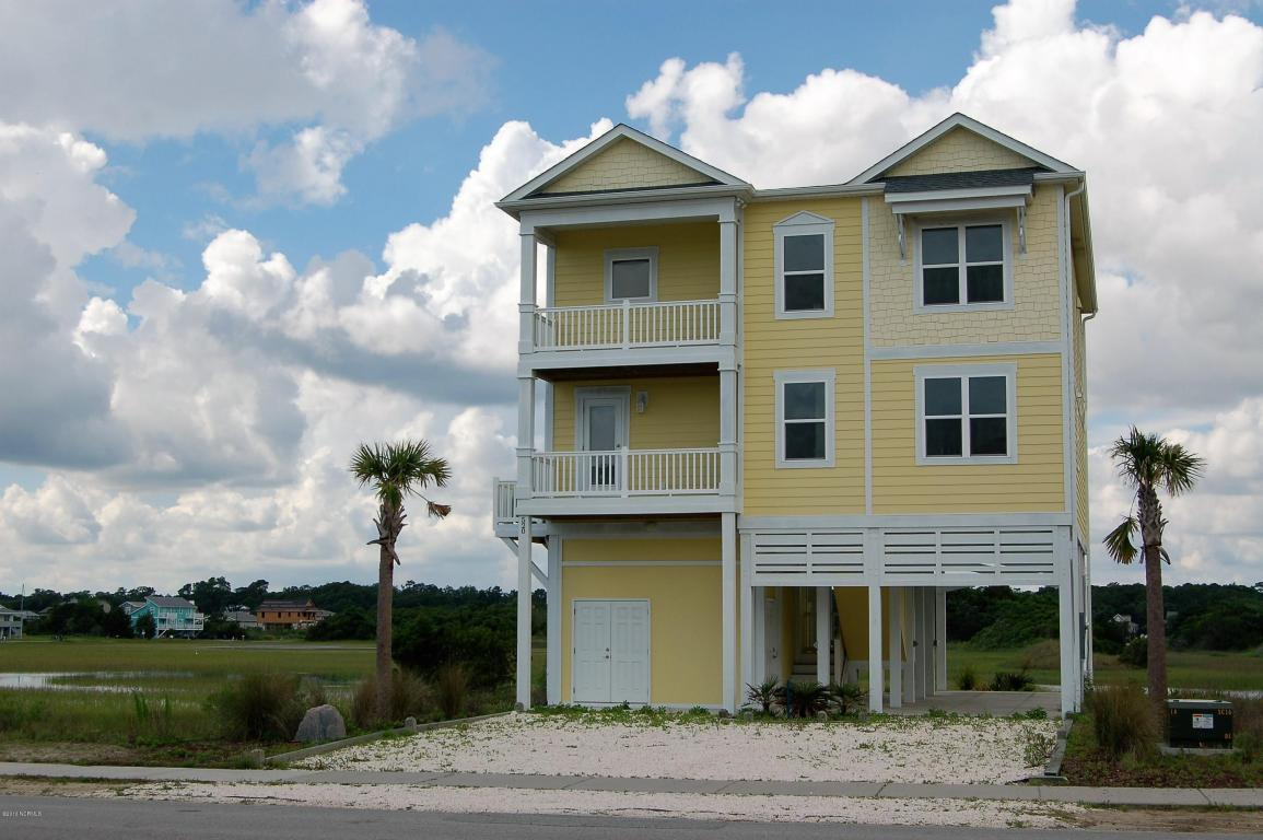 520 Ocean Boulevard W, Holden Beach, NC 28462 (MLS #100015262) :: Century 21 Sweyer & Associates