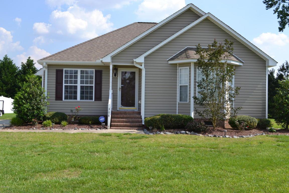 308 Derek Lane, Stantonsburg, NC 27883 (MLS #100015288) :: Century 21 Sweyer & Associates