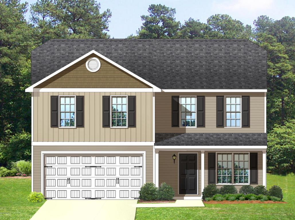 119 W New Kent Circle, Supply, NC 28462 (MLS #100015346) :: Century 21 Sweyer & Associates