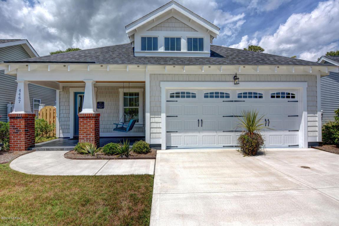 4467 Willow Moss Way, Southport, NC 28461 (MLS #100015394) :: Century 21 Sweyer & Associates