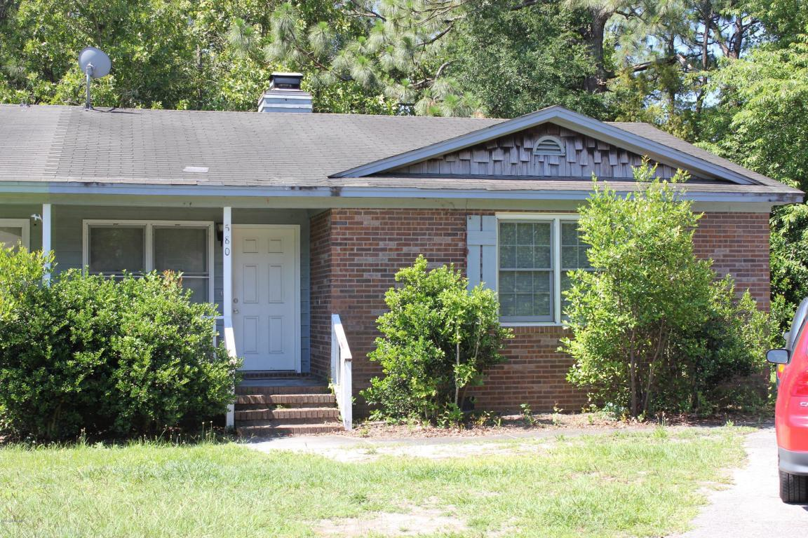 580 Nina Place, Wilmington, NC 28412 (MLS #100015532) :: Century 21 Sweyer & Associates