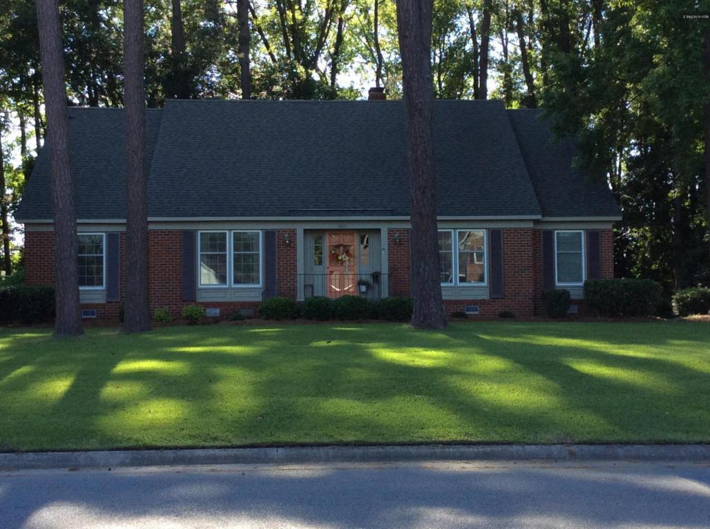 1802 Hardee Road, Kinston, NC 28504 (MLS #100015693) :: Century 21 Sweyer & Associates