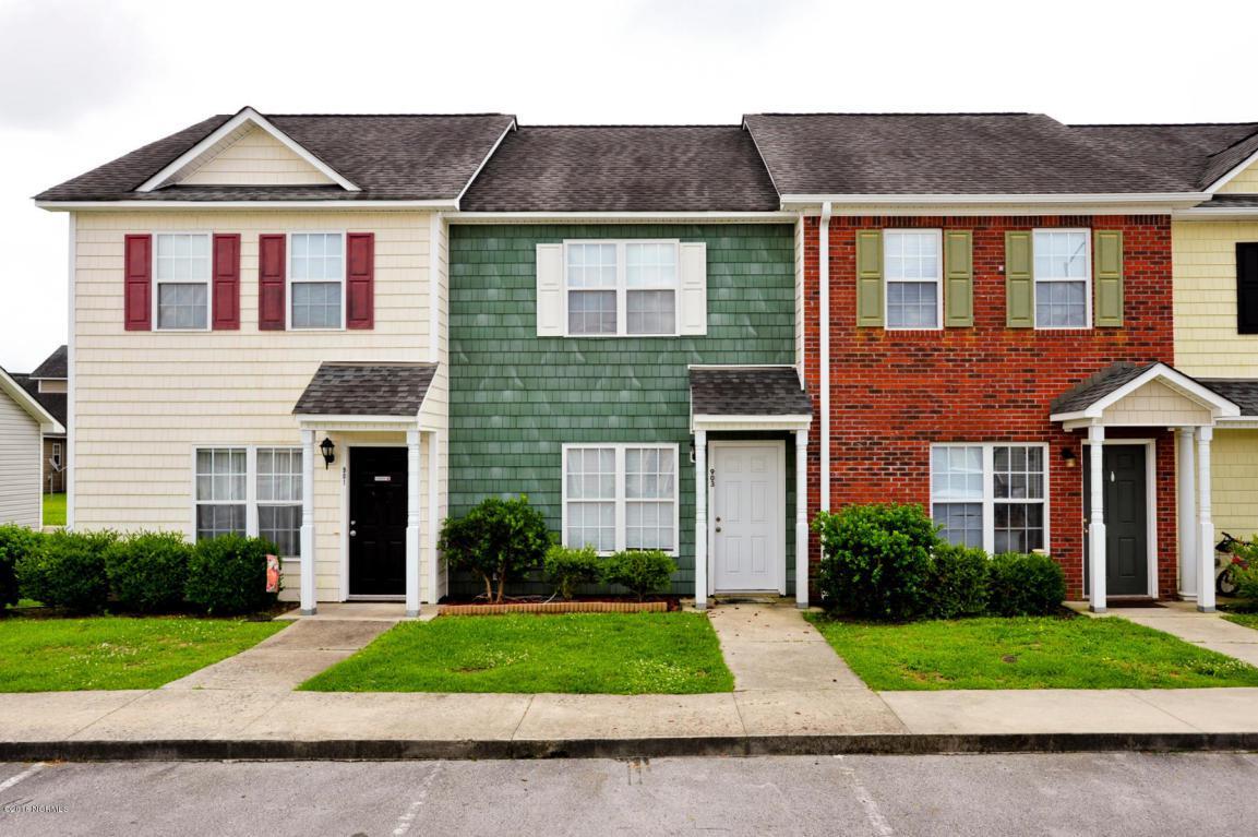 903 Springwood Drive, Jacksonville, NC 28546 (MLS #100015823) :: Century 21 Sweyer & Associates