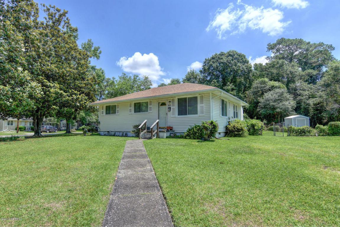 100 Robin Road, Jacksonville, NC 28540 (MLS #100015830) :: Century 21 Sweyer & Associates