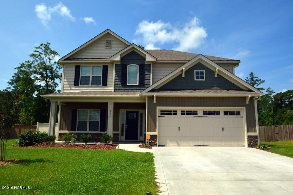 131 Peytons Ridge Drive, Hubert, NC 28539 (MLS #100015912) :: Century 21 Sweyer & Associates