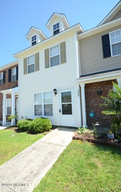 1405 Timberlake Trail, Jacksonville, NC 28546 (MLS #100015982) :: Century 21 Sweyer & Associates