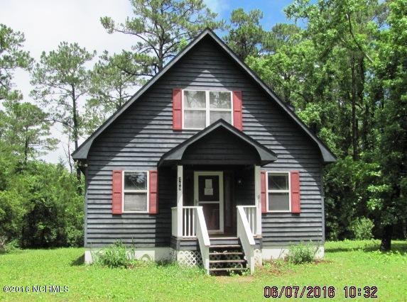 109 Ashley Lane, Beaufort, NC 28516 (MLS #100016016) :: Century 21 Sweyer & Associates
