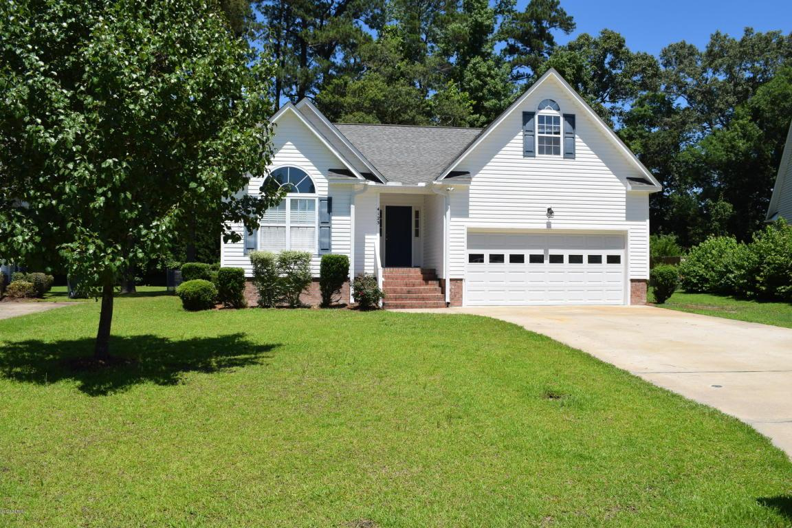 4123 River Chase Drive, Greenville, NC 27858 (MLS #100016036) :: Century 21 Sweyer & Associates