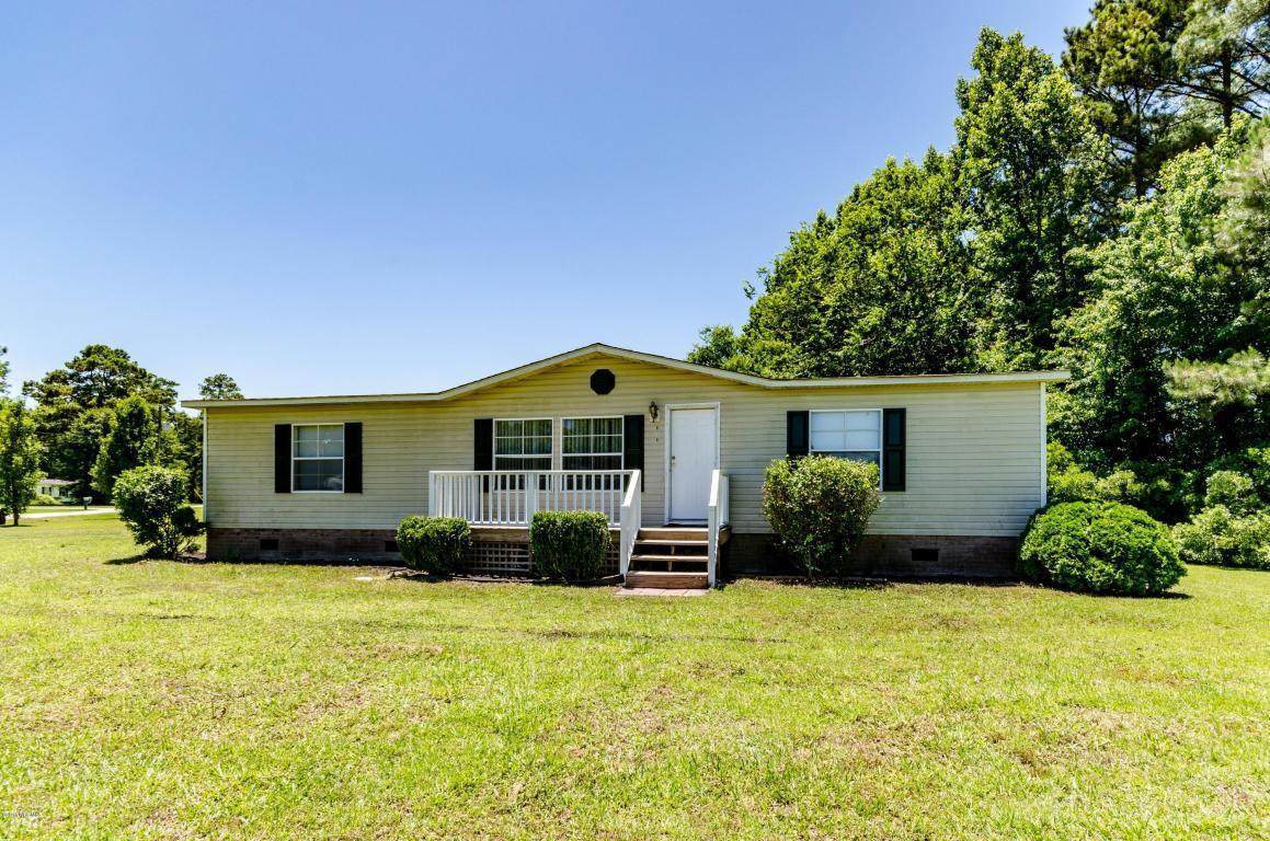 618 Hawks Nest Road, Jacksonville, NC 28540 (MLS #100016186) :: Century 21 Sweyer & Associates