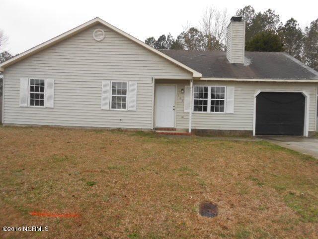 103 Ervin Court, Jacksonville, NC 28546 (MLS #100016249) :: Century 21 Sweyer & Associates