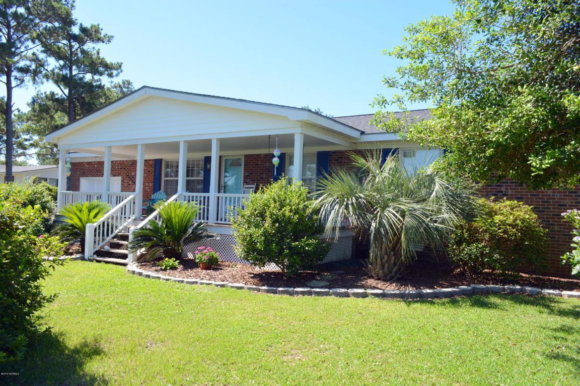 586 Bayview Drive, Harkers Island, NC 28531 (MLS #100016392) :: Century 21 Sweyer & Associates