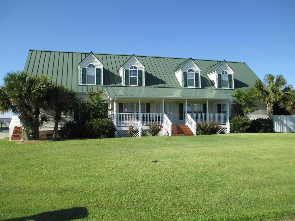 177 Jennifer Drive, Harkers Island, NC 28531 (MLS #100016544) :: Century 21 Sweyer & Associates