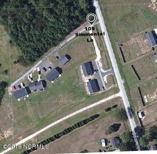 109 Simmental Lane, Richlands, NC 28574 (MLS #100016741) :: Century 21 Sweyer & Associates