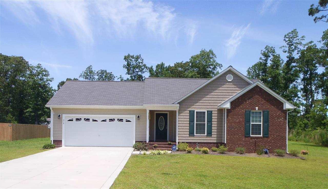 316 Murphy Drive, Jacksonville, NC 28540 (MLS #100016967) :: Century 21 Sweyer & Associates
