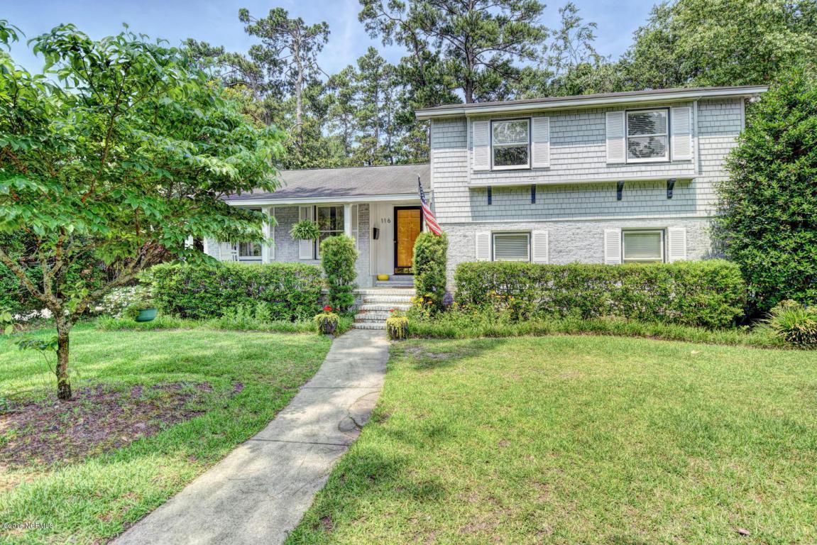 116 Colonial Drive, Wilmington, NC 28403 (MLS #100017062) :: Century 21 Sweyer & Associates