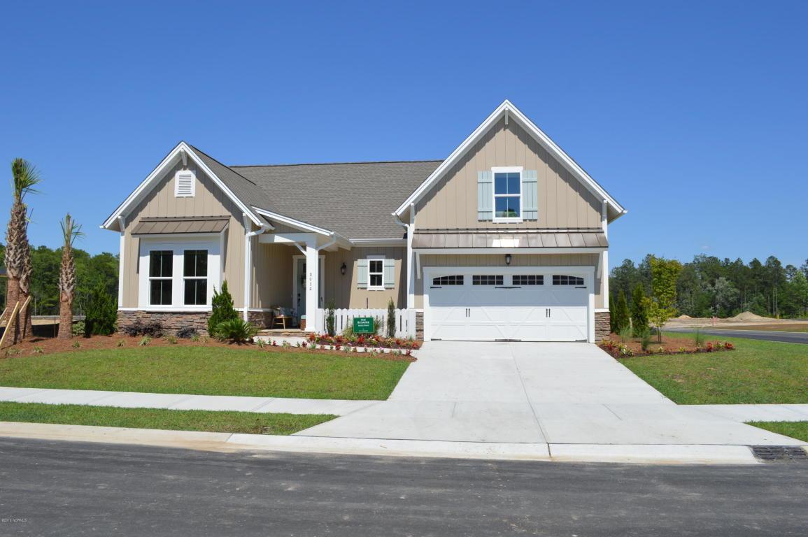 3014 Smeades Drive, Leland, NC 28451 (MLS #100017343) :: Century 21 Sweyer & Associates
