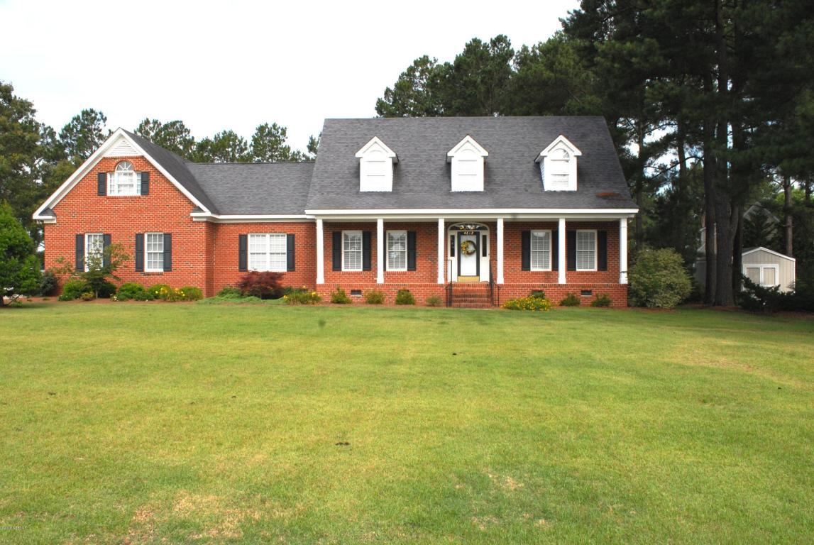 4612 Pine Needles Lane N, Wilson, NC 27896 (MLS #100017361) :: Century 21 Sweyer & Associates
