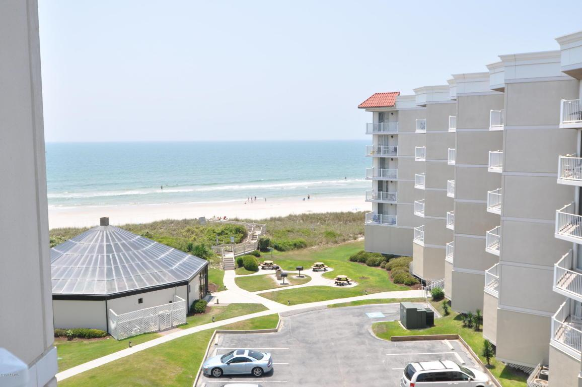2000 New River Inlet Road #2501, North Topsail Beach, NC 28460 (MLS #100017416) :: Century 21 Sweyer & Associates
