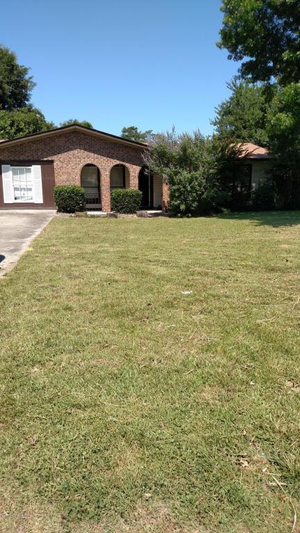 7001 Woodleaf Place, Jacksonville, NC 28546 (MLS #100017475) :: Century 21 Sweyer & Associates